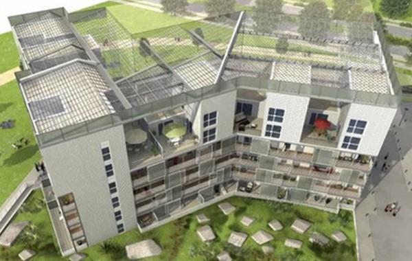 Energis : bureaux et logements
