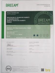 photo certificat