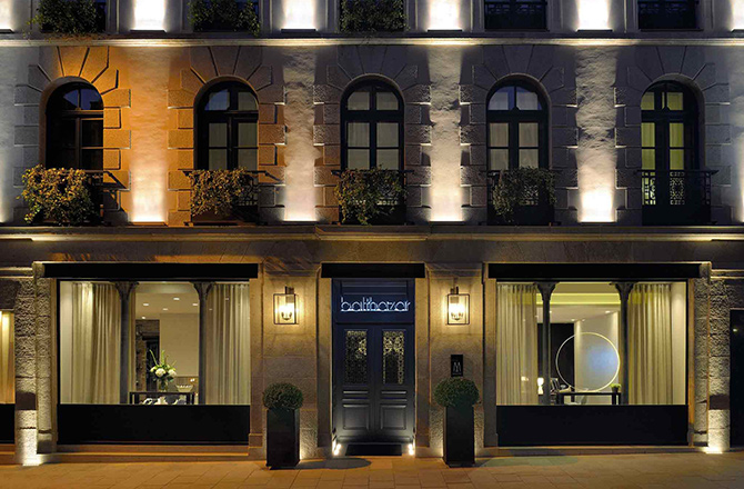 Hôtel Balthazar