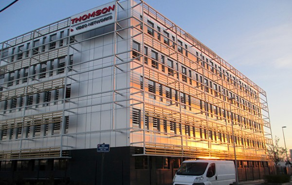 Bureaux Thomson TVN